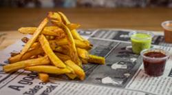 Image de Frites fraiches Cheddar Bacon